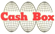 Cash Box magazine logo